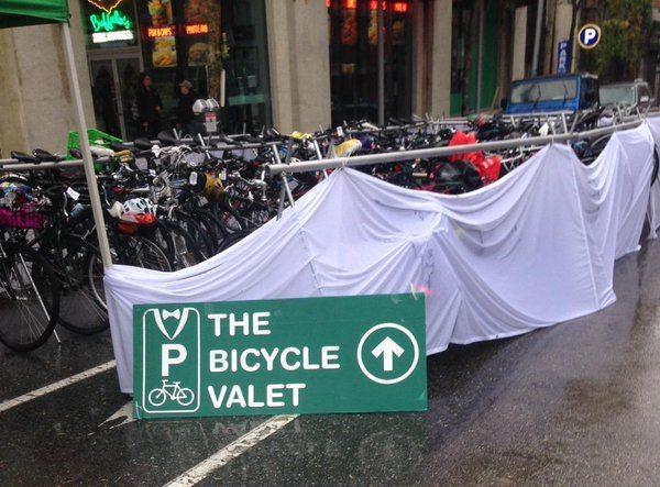 Bicycle Valet